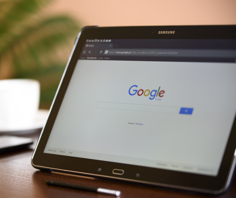 Google can help with SEO for photography.